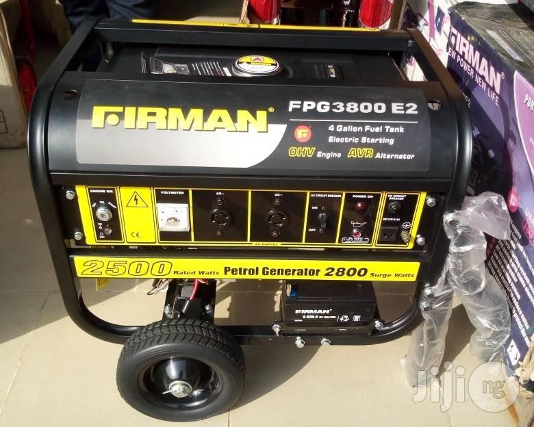 FIRMAN Generator