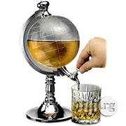 Mini Globe Water Beer Liquor Dispenser Decorations Creative Beverage Storage Bar | Kitchen Appliances for sale in Lagos State, Lagos Island