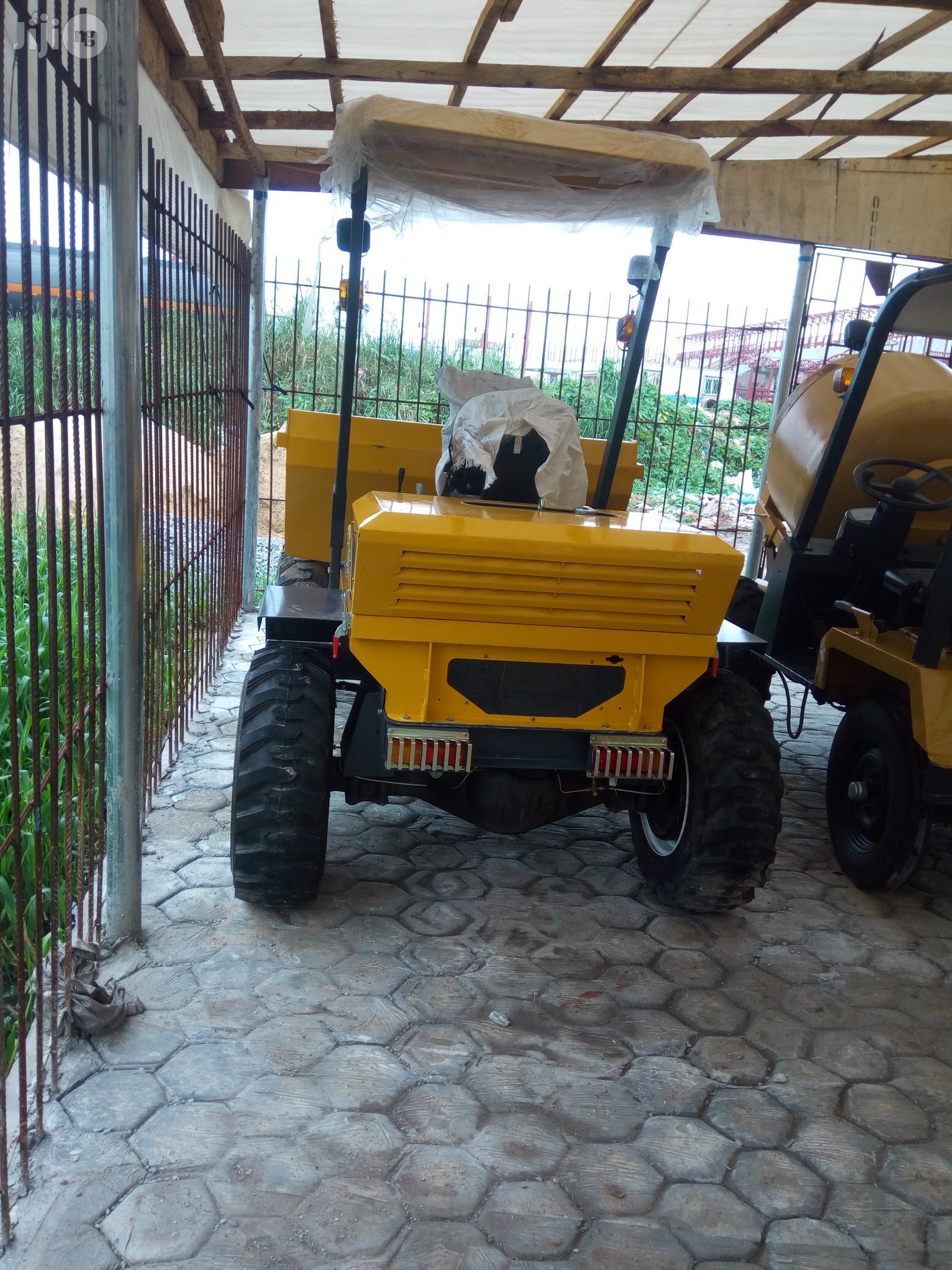 Site Dumper 1.5t | Heavy Equipment for sale in Ojo, Lagos State, Nigeria