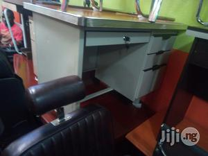 Mate Office Table With Drawers   Furniture for sale in Lagos State, Lekki