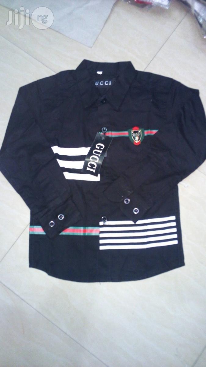 Gucci Boys Shirts