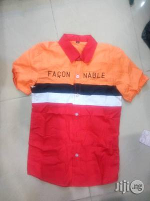 Facon Nable Shirts | Children's Clothing for sale in Lagos State, Yaba