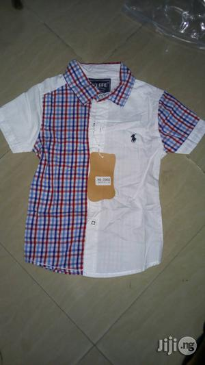 Boys Stock Shirt | Children's Clothing for sale in Lagos State, Yaba