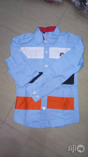 Fils Boys Shirts | Children's Clothing for sale in Lagos State, Yaba