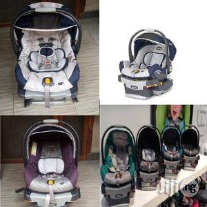 Tokunbo UK Used Chicco Baby Car Seat From Newborn To 2years | Children's Gear & Safety for sale in Lagos State, Ojodu