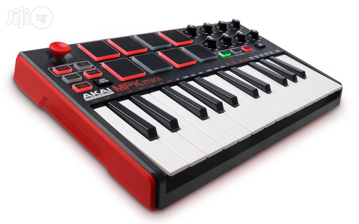 Archive: Akai Mpk Mini