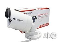 HIKVISION 4MP WDR IR Mini Bullet Network Camera DS-2CD2042WD-I (4mm)