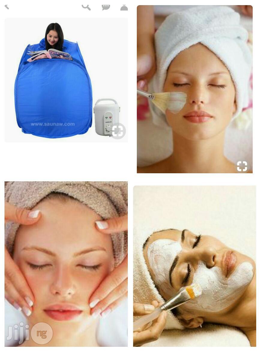 Archive: Facial Treatment Sauna Beauty Bath