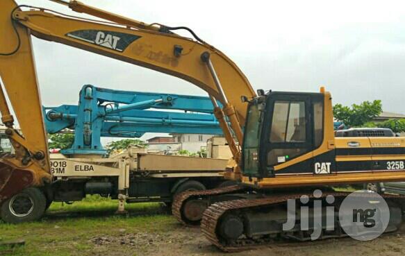 Archive: 325Bl Cat Excavator 1993