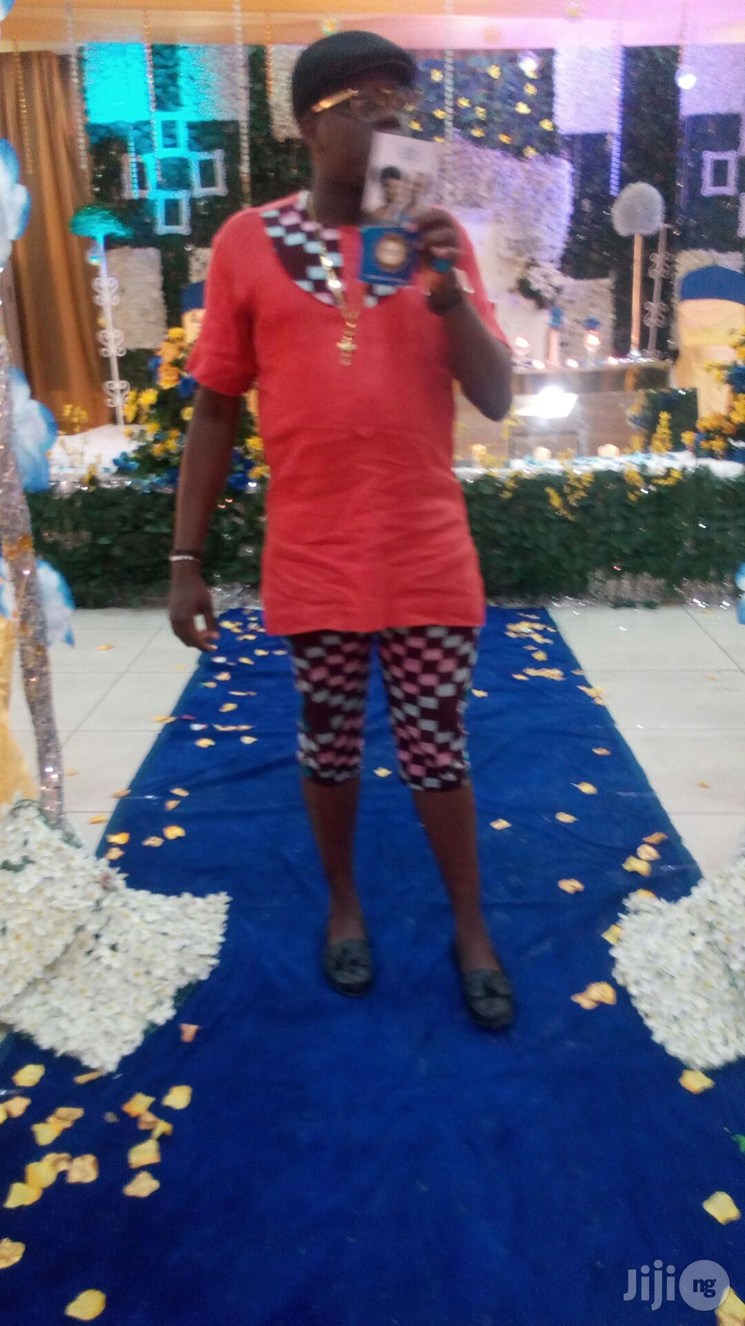 Mc/Comedian/Actor | Arts & Entertainment CVs for sale in Port-Harcourt, Rivers State, Nigeria