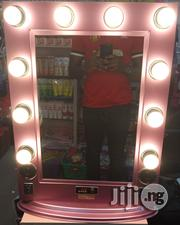 Vanity Mirror With Lights For Dressing Table Hollywood Makeup Mirror   Salon Equipment for sale in Lagos State, Amuwo-Odofin