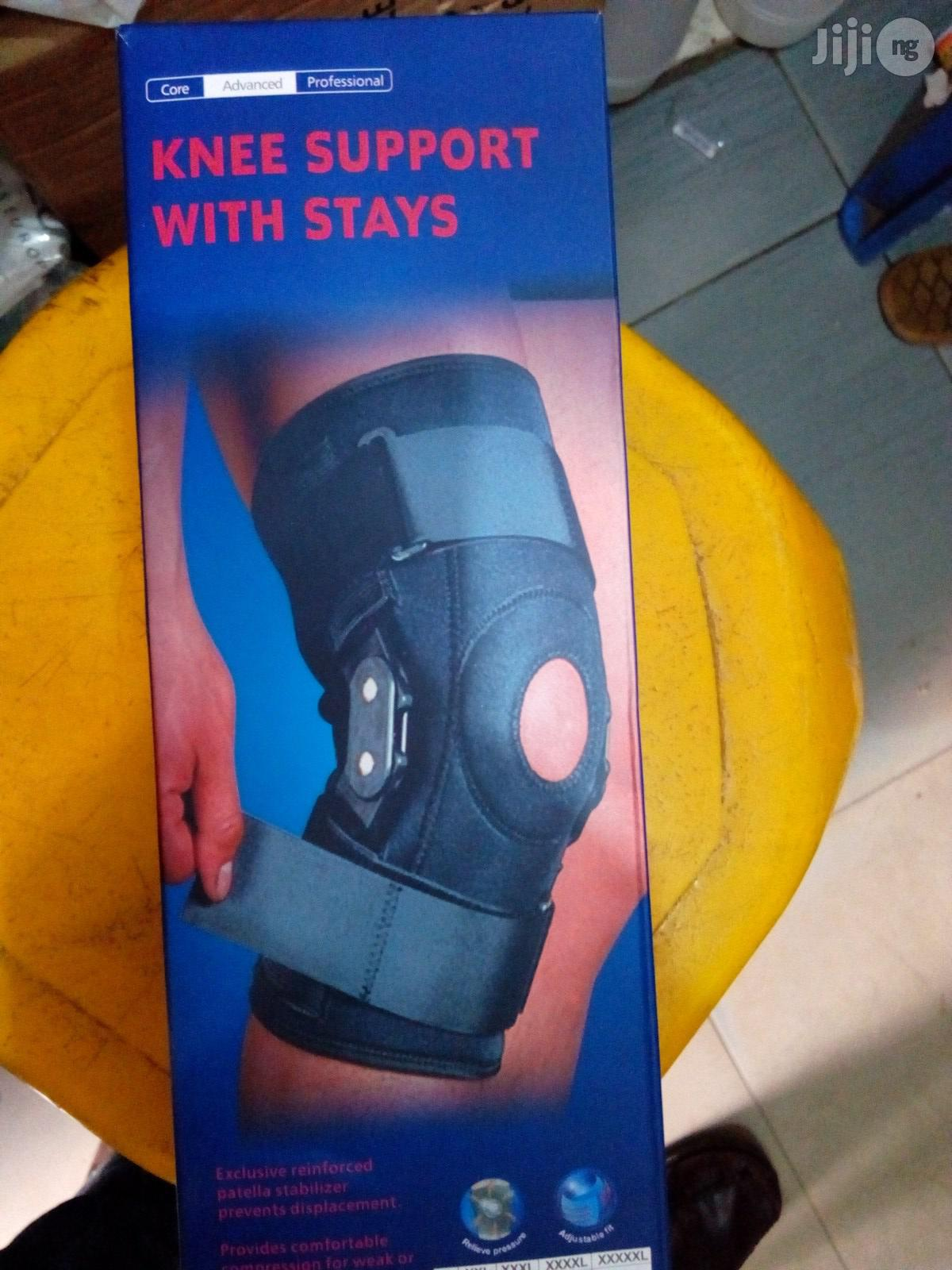 Knee Support With Stay