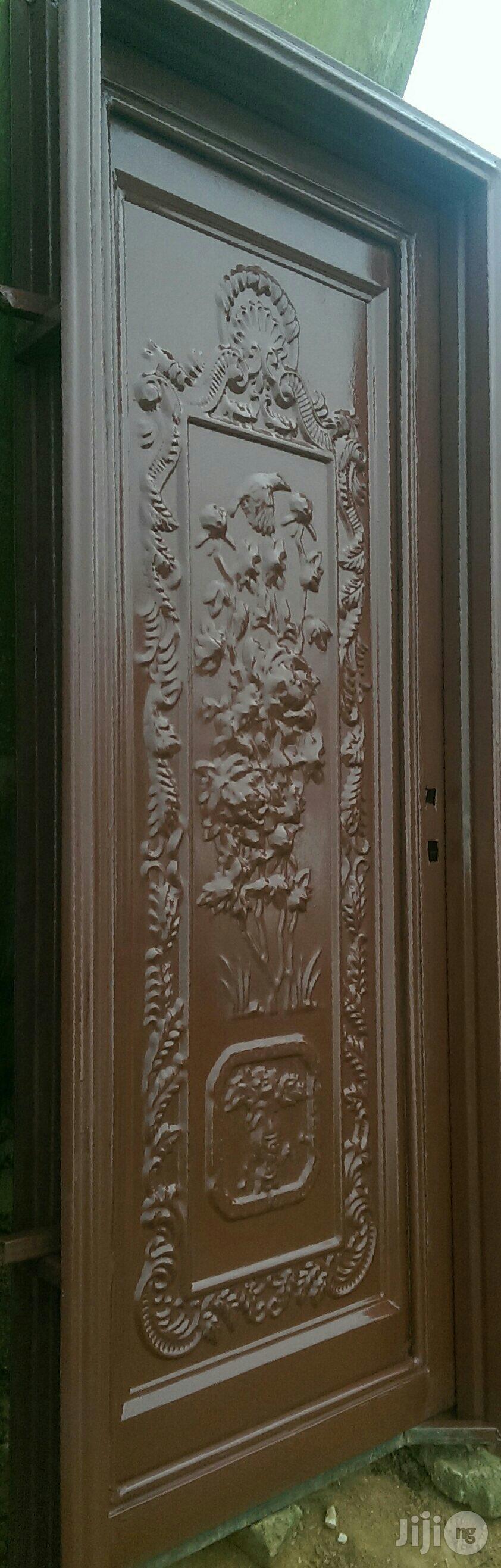 Strong Iron Door | Doors for sale in Agege, Lagos State, Nigeria