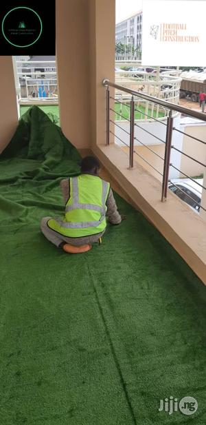 Sales And Installation Of High Quality Turkish Artificial Grass. | Garden for sale in Abuja (FCT) State, Wuse
