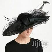 Black Hat With Low Crown | Clothing Accessories for sale in Lagos State, Ikeja