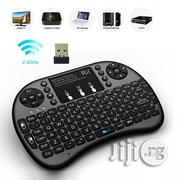 Mini Keyboard Rii Mini I8+ 2.4G Wireless | Computer Accessories  for sale in Lagos State, Ikeja