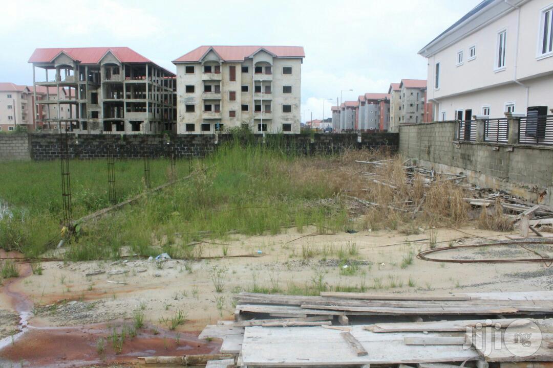 A Plot of Land for Sale at Diamond Estate Sangotedo Ajah.