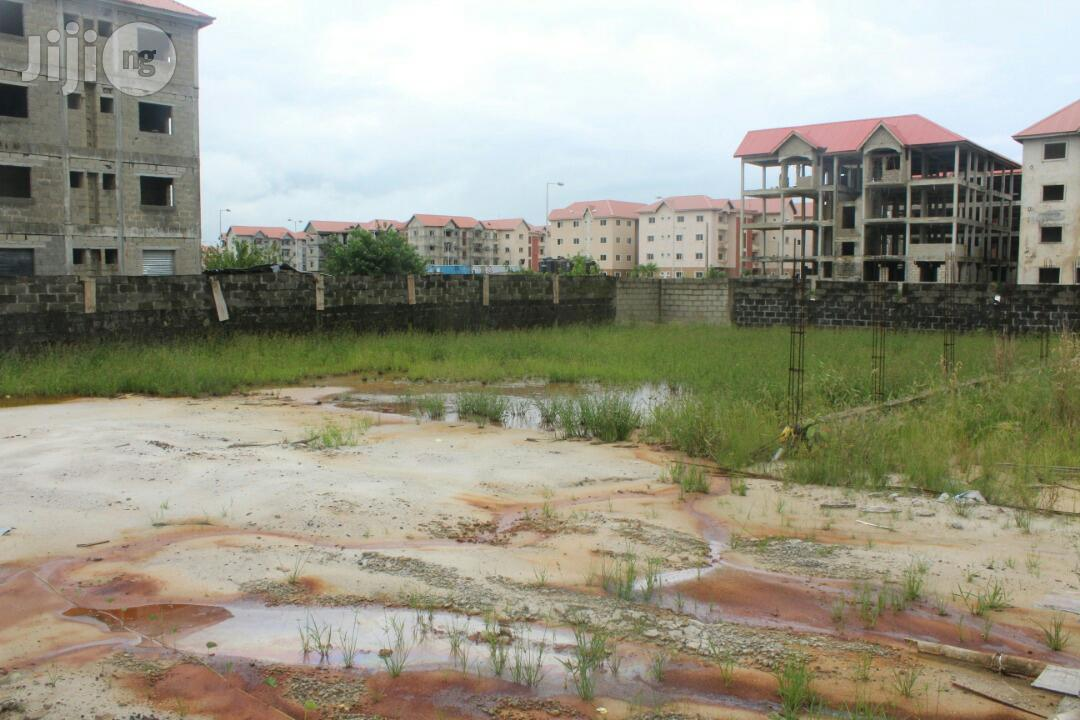 A Plot of Land for Sale at Diamond Estate Sangotedo Ajah. | Land & Plots For Sale for sale in Ajah, Lagos State, Nigeria