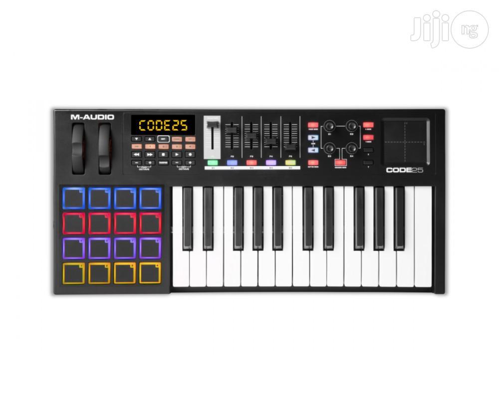 M-audio Code 25 | 25-key USB MIDI Keyboard Controller