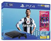 PS4 500GB FIFA 19 Bundle - With FIFA 19 Ultimate Team Icons | Video Game Consoles for sale in Lagos State, Ikeja