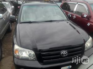 Toyota Highlander 2005 Limited V6 Black | Cars for sale in Lagos State, Amuwo-Odofin