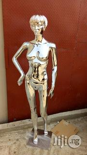 R1 Silver Faceless Female Mannequin | Store Equipment for sale in Lagos State, Lagos Island