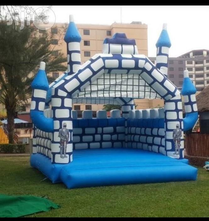 Archive: Bouncing Castle for Rent