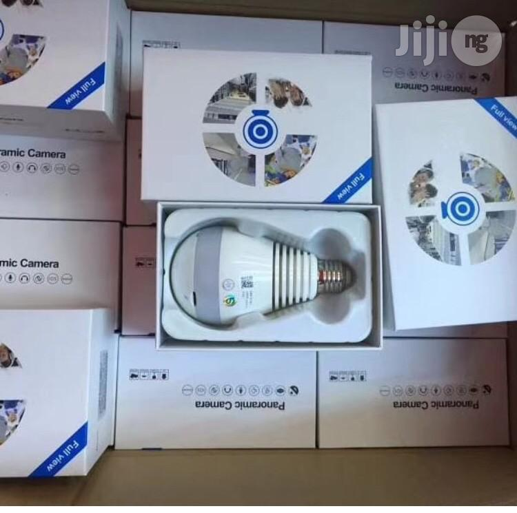 Archive: Bulb Light IP Camera Wifi HD Device