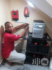 3.5KVA Inverter Sukam With Four 12V/200AH Battery Bundle | Electrical Equipment for sale in Lagos State, Ikeja