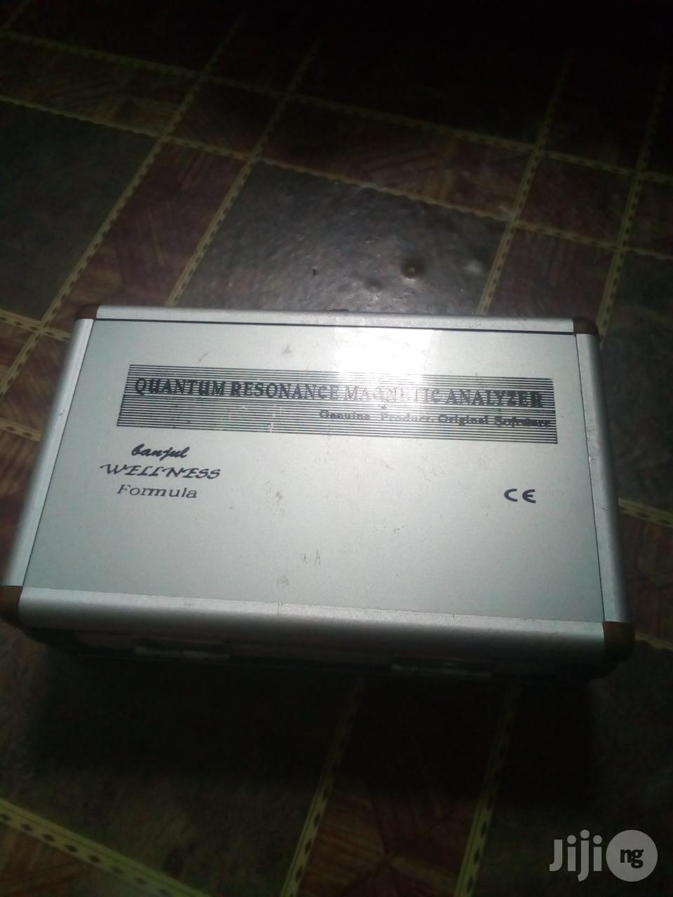 QRMA(Quantum Resonance Magnetic Analyser)   Medical Equipment for sale in Garki 1, Abuja (FCT) State, Nigeria