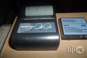 Mobile Bluetooth Thermal Pos 58MM Printer | Printers & Scanners for sale in Lagos State, Ikeja