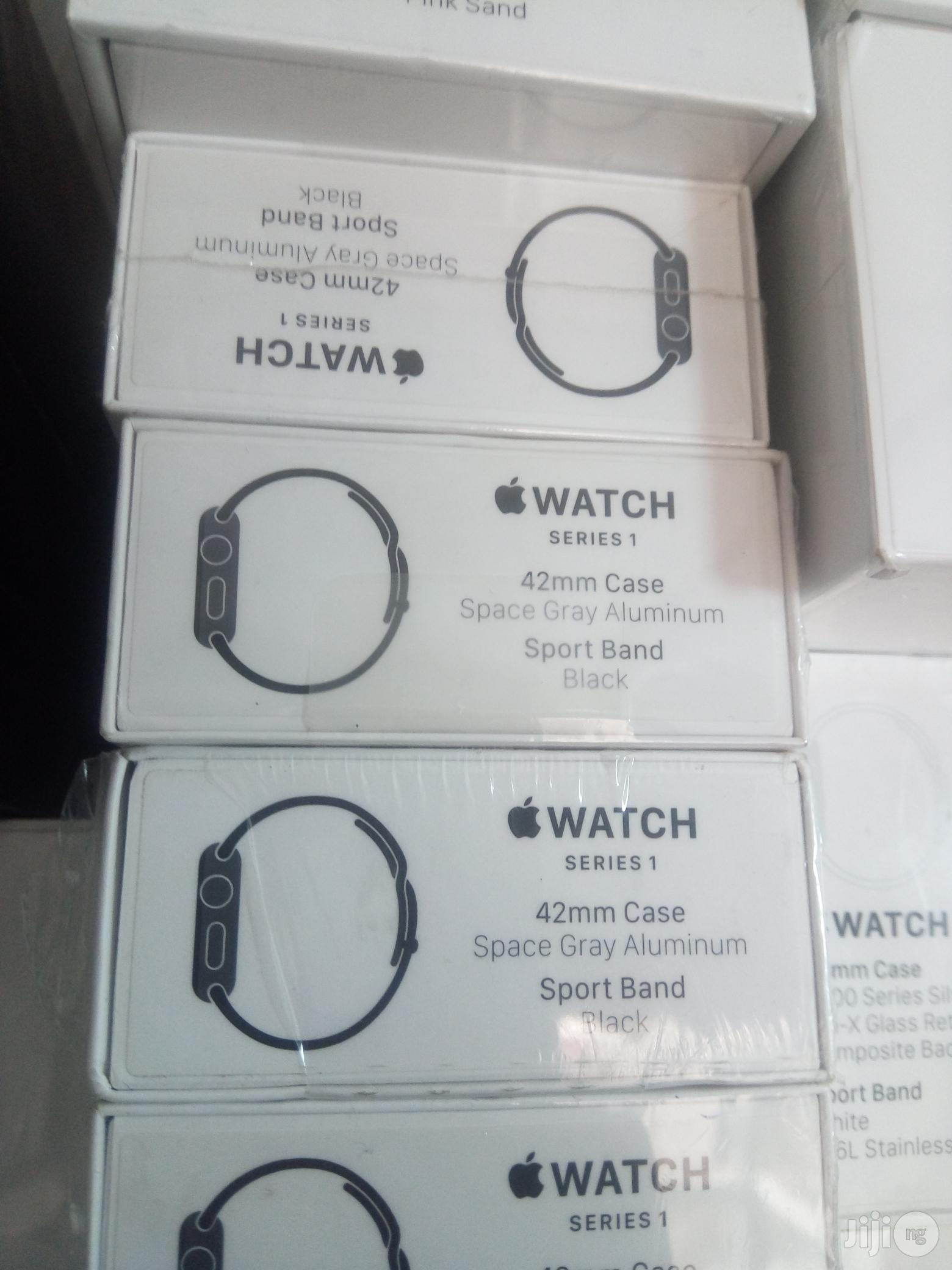 Apple Iwatch Series 3 38mm Space Gray