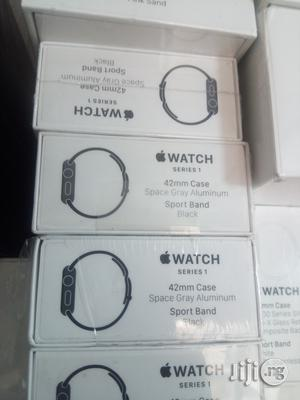 Apple Iwatch Series 3 38mm Space Gray | Smart Watches & Trackers for sale in Lagos State, Ikeja