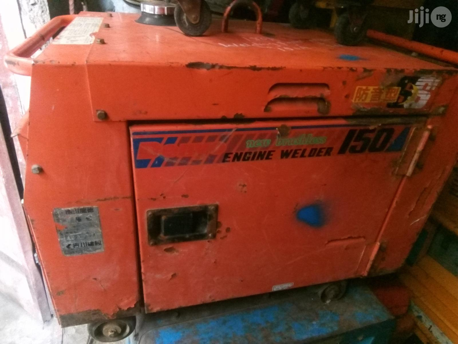 Start And Weld Machine | Electrical Equipment for sale in Badagry, Lagos State, Nigeria
