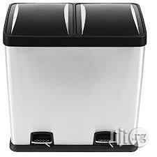 2 In 1office Pedal Dust Bin   Home Accessories for sale in Lagos State