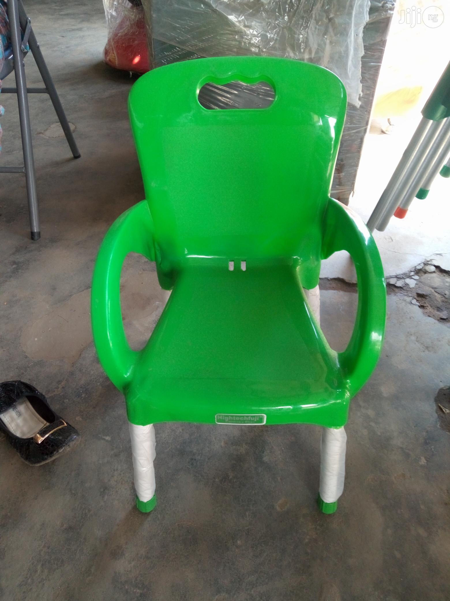 Kid's Plastic Chair
