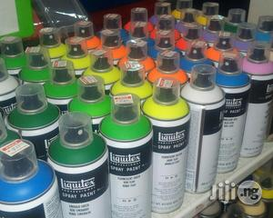 Liquitex Spray Car And Fabrics Paint   Vehicle Parts & Accessories for sale in Lagos State, Amuwo-Odofin