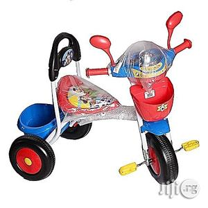 Universal Children Tricycle Multi Color   Toys for sale in Lagos State