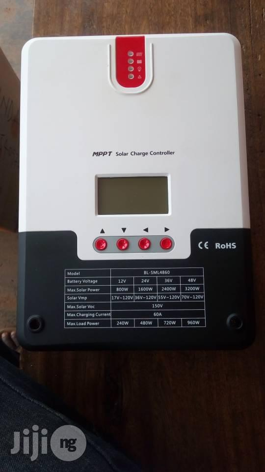 12v To 48v/60a MPPT Solar Charge Controller