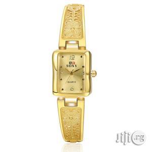 Female Rhinestone Bracelet Wrist Watch   Watches for sale in Lagos State, Kosofe