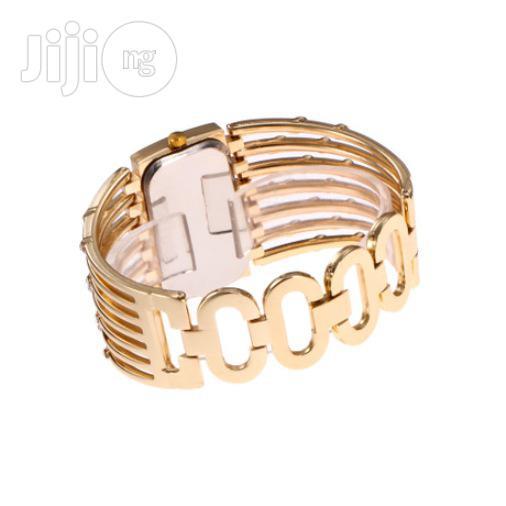 Broadband Ladies Gold Bracelet Watch | Watches for sale in Kosofe, Lagos State, Nigeria