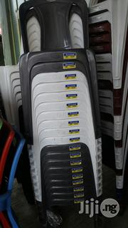 Plastic Chair Armless Avanti Is A Presentabe Chair Durable   Furniture for sale in Lagos State, Mushin