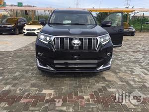 Toyota Land Cruiser Prado 2018 Black | Cars for sale in Lagos State, Ikeja