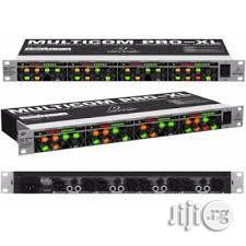 Behringer – Multicom PRO-XL MDX4600 Compressor   Audio & Music Equipment for sale in Lagos State