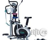 Exercise Bike With Massager | Massagers for sale in Enugu State, Enugu