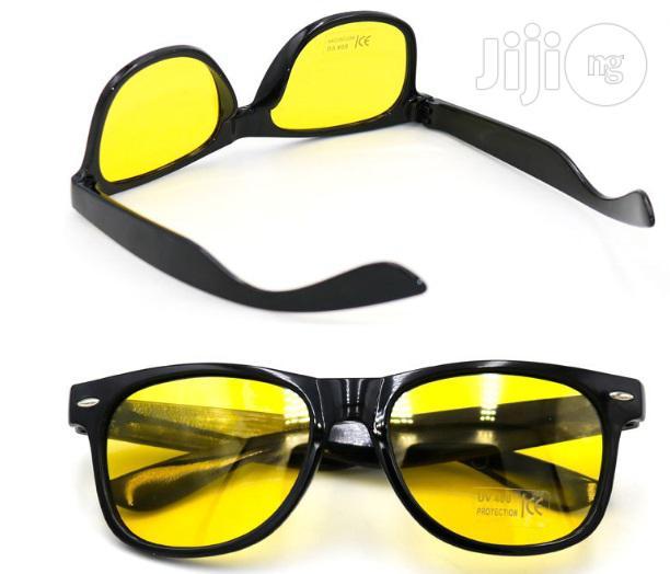 Unisex HD Night Vision Glasses