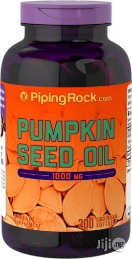 Pumpkin Seed Oil for Optimal Prostate Health and Wellness