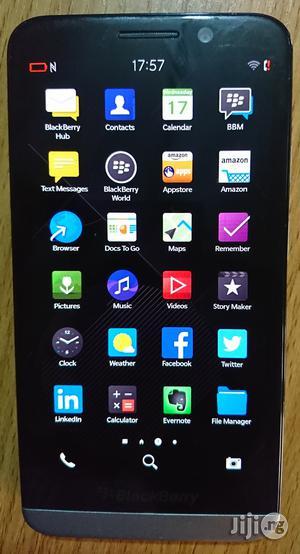 Blackberry Z30 Black 16 GB | Mobile Phones for sale in Lagos State