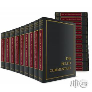 23 Volumes of Pulpit Bible Commentary   Books & Games for sale in Lagos State, Surulere