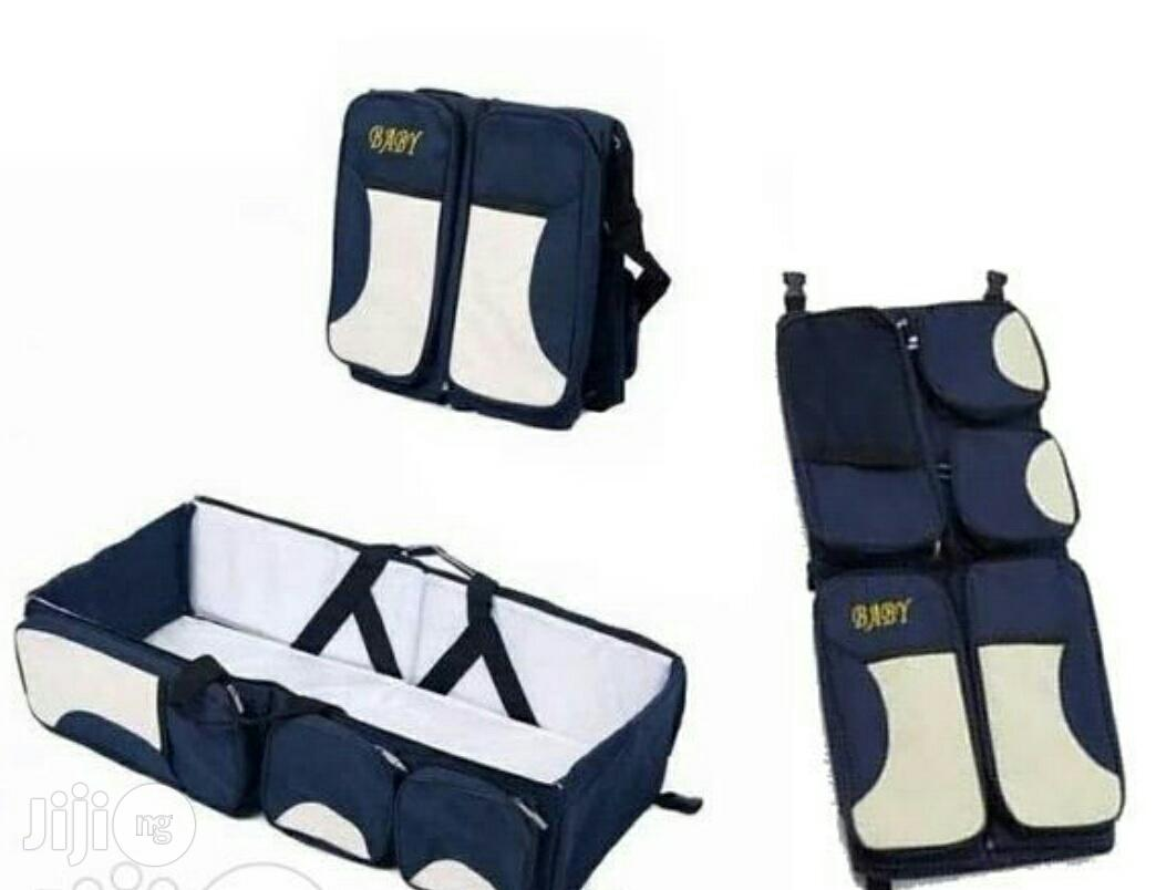 Baby Bed And Bag With Net   Children's Furniture for sale in Surulere, Lagos State, Nigeria